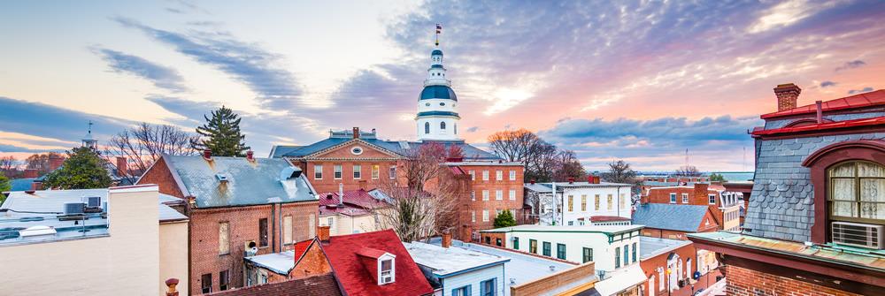 Maryland Skyline