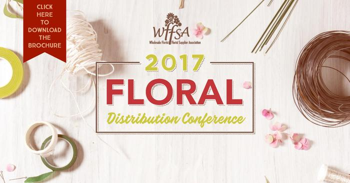Download the 2017 Floral Distribution Conference Brochure