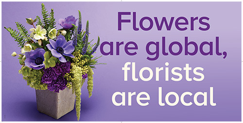 Flowers Are Global