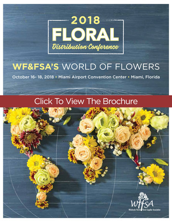 2018 Floral Distribution Conference