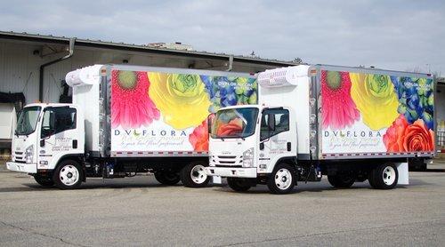 DV Flora Trucks