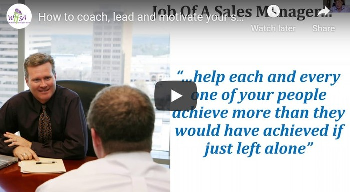 How To Coach, Lead And Motivate Your Sales Team Through Today's Virus-Impacted World…So You Can Sell Even More