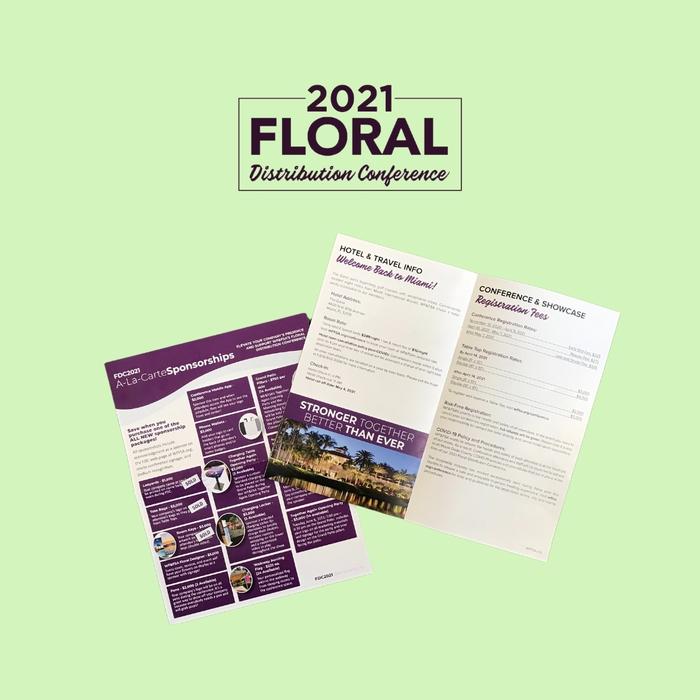 Participate in the FDC Brochure Contest!